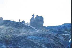 fairy mountains cappadocia